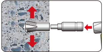 シーティーアンカー施工方法3
