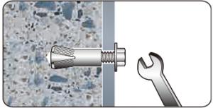 シーティーアンカー施工方法4